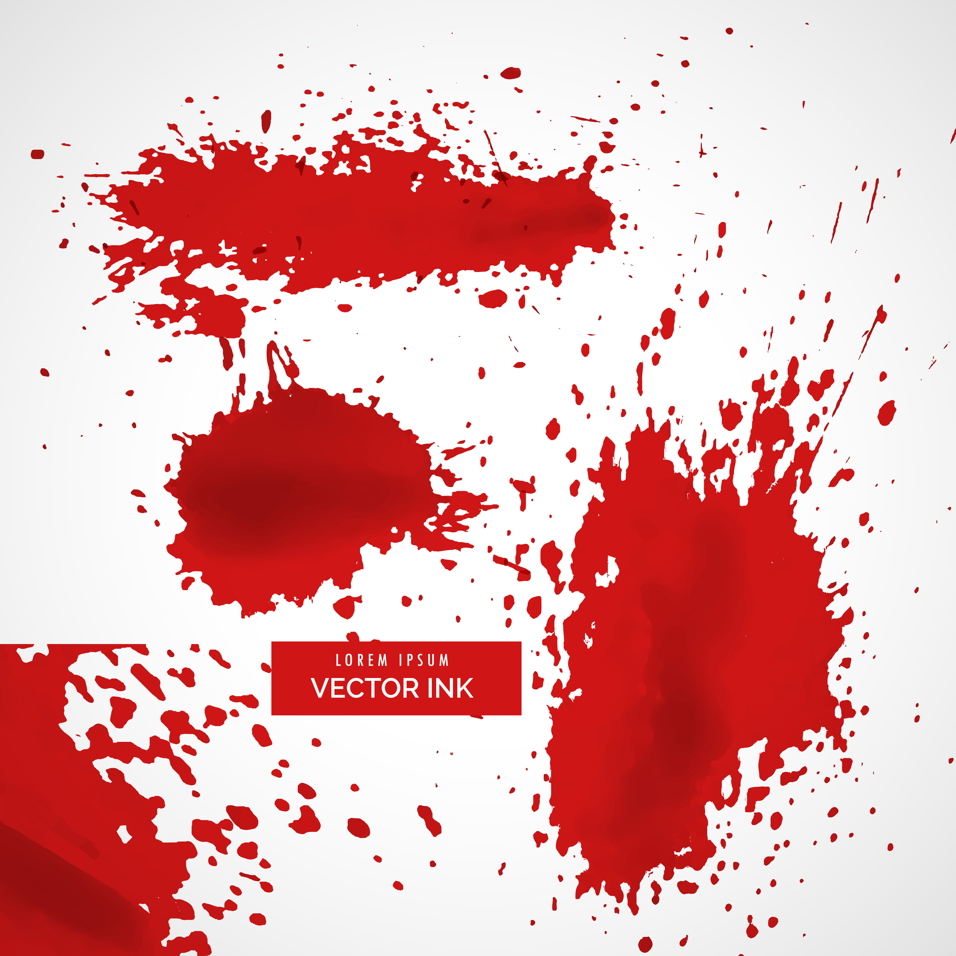 abstract red ink splatter texture background download