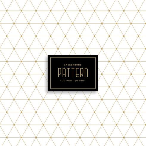 premium gold triangle pattern dots background