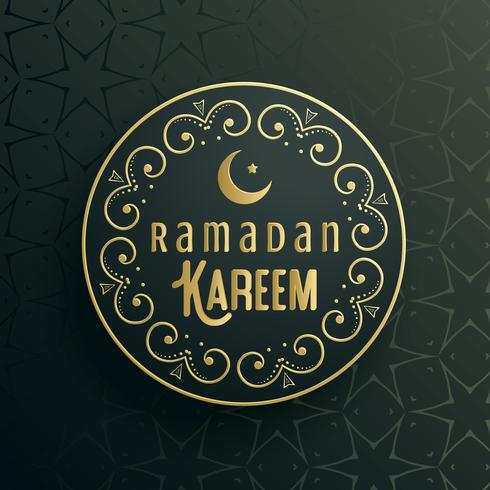 Creative ramadan kareem greeting card vector design download free creative ramadan kareem greeting card vector design m4hsunfo