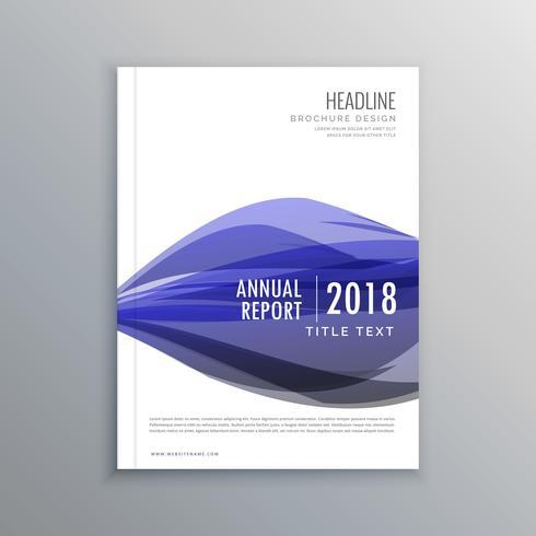 kreative Broschüre Flyer Magazin Cover Design-Vorlage