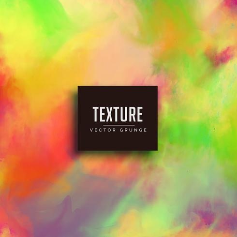 colorful watercolor texture vector background