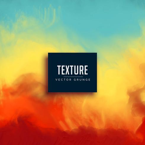 Aquarell Tinte Fluss Textur Hintergrund