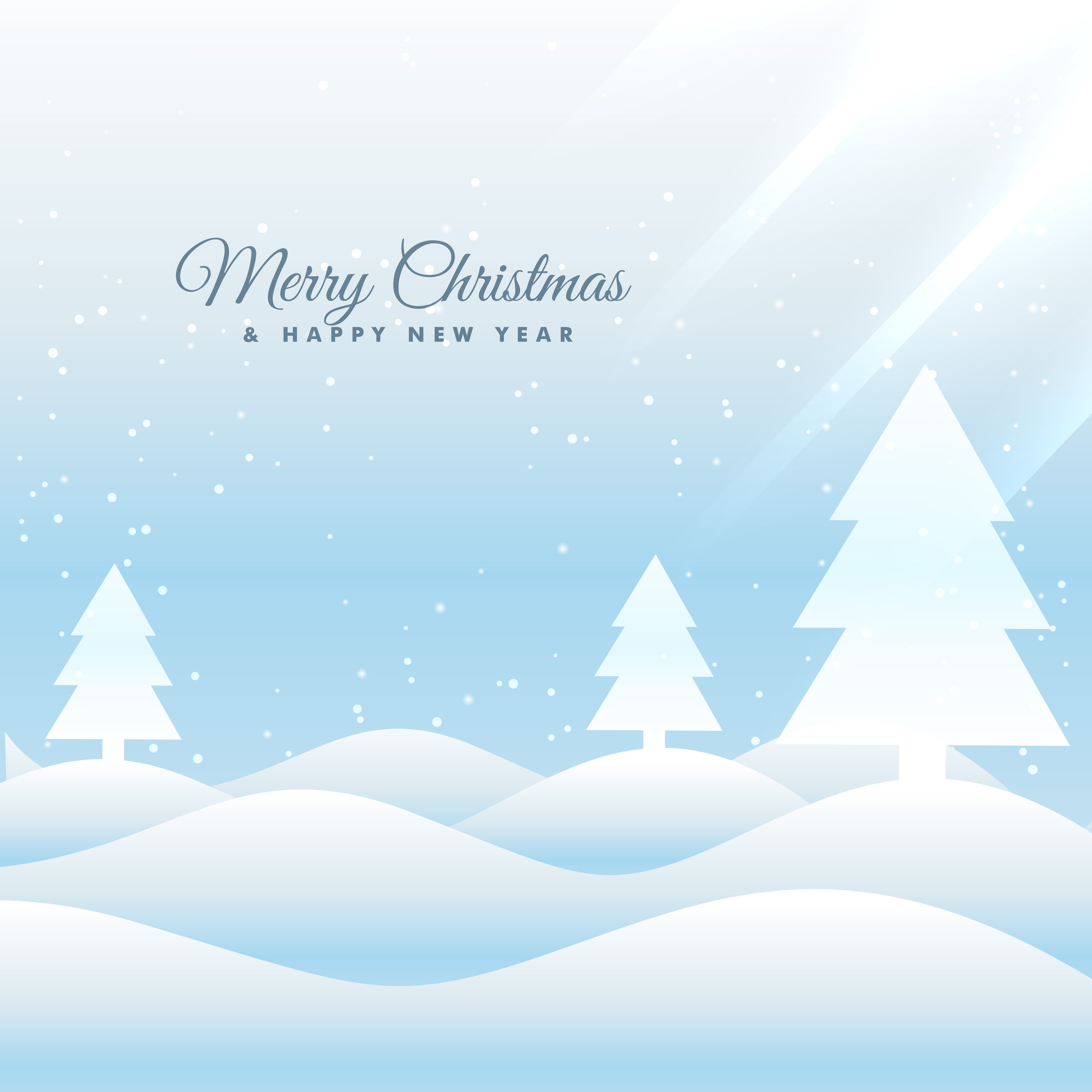 Snowy merry christmas greeting card template download free vector snowy merry christmas greeting card template download free vector art stock graphics images m4hsunfo