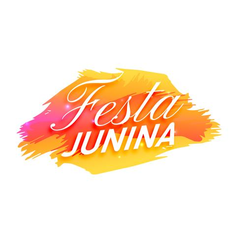 clean festa junina holiday background