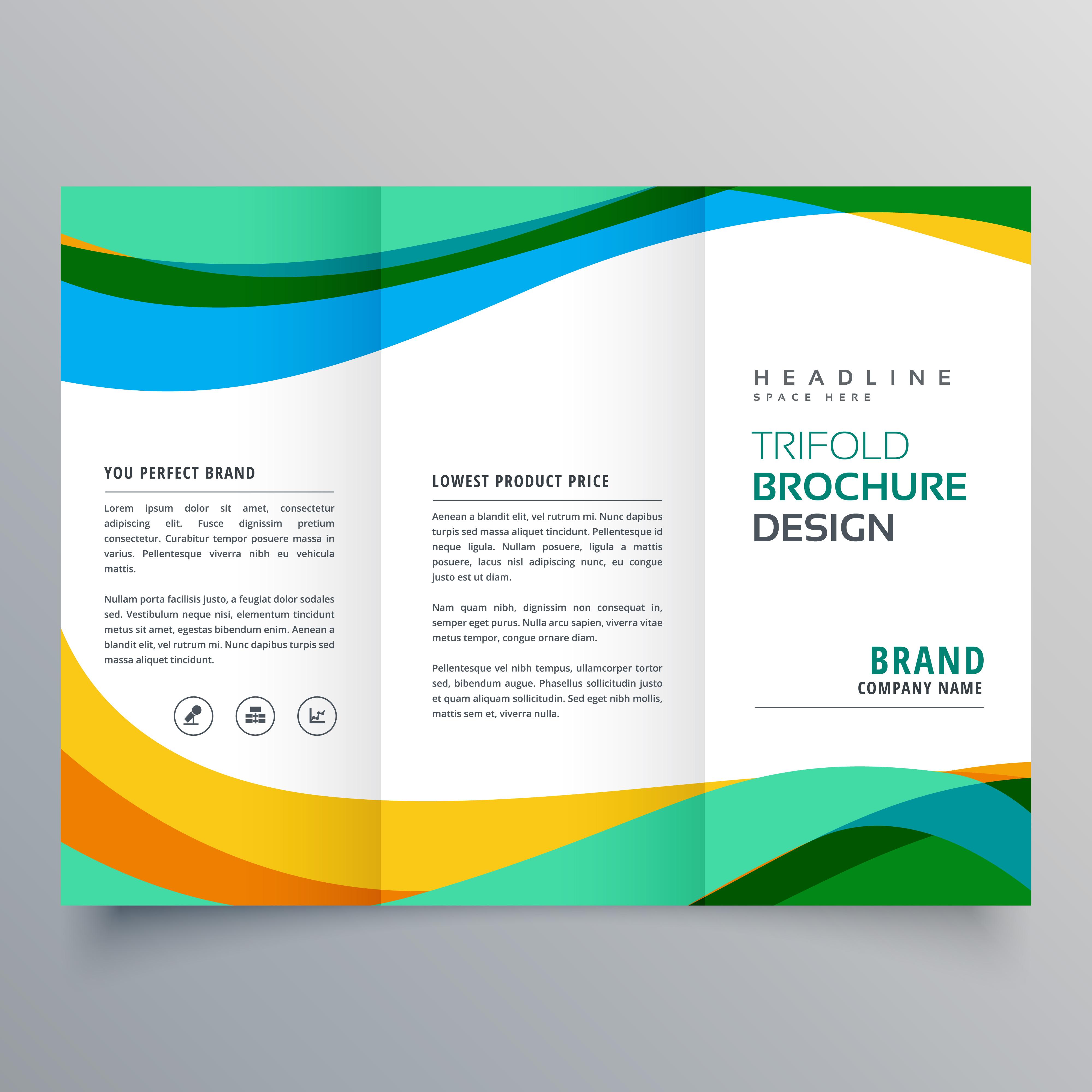 creative brochure design pdf free download