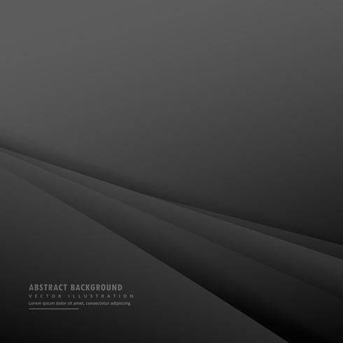 dark minimal lines vector background