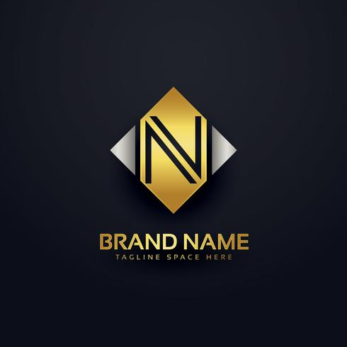 creative premium logo design template