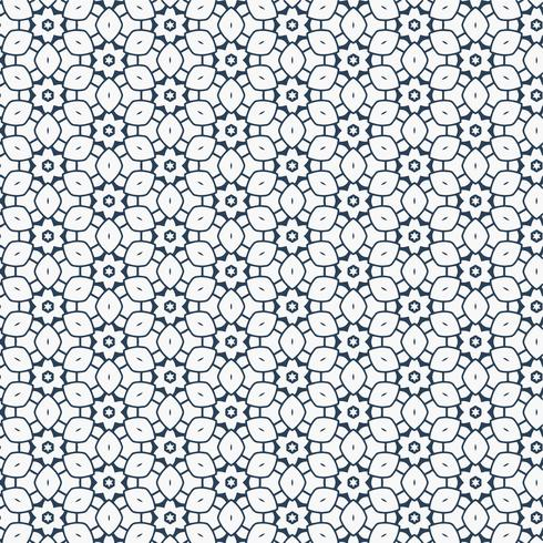 abstract organic style minimal pattern