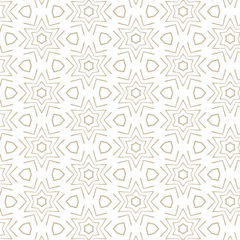 elegant abstract pattern in gold color