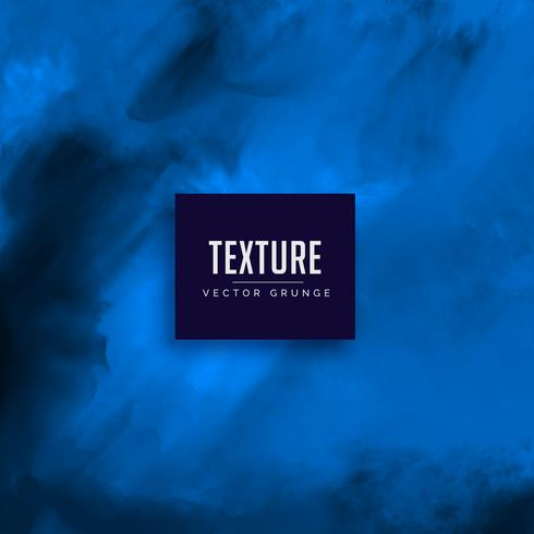 blue watercolor texture vector background