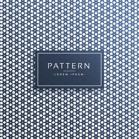 Fondo de patrón de forma de estrella abstracta