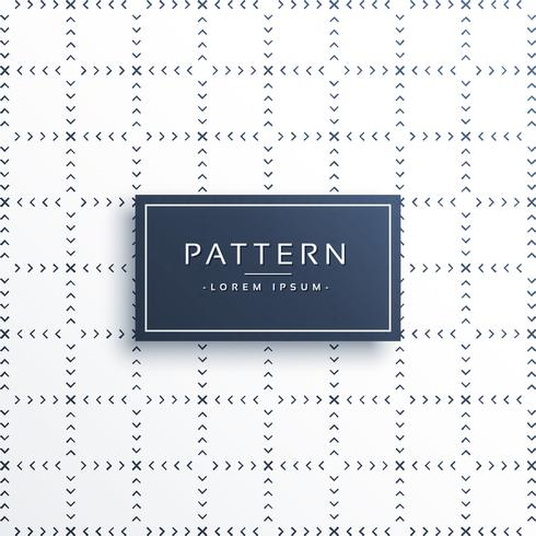 abstract arrow style pattern background