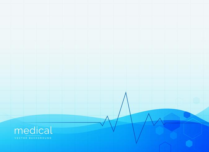 abstract medical clean vector background