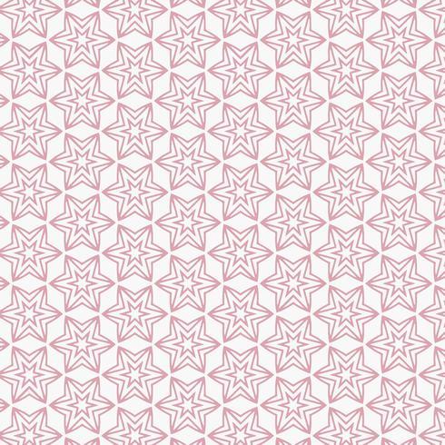 fundo branco com padrão de estrelas de linha