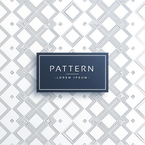 geometric lines vector pattern background