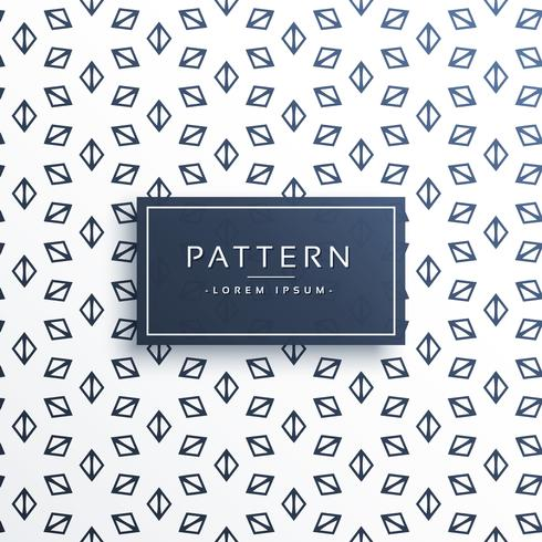pattern background made with diamond line shapes