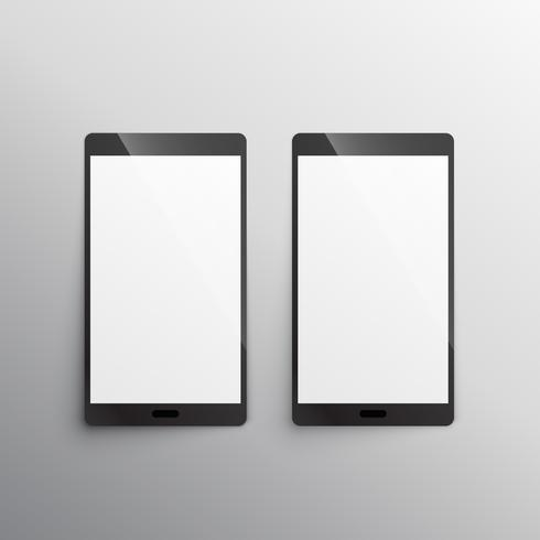 touchscreen smartphone mockup template