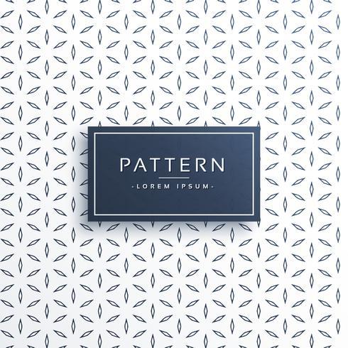 minimal flower pattern background