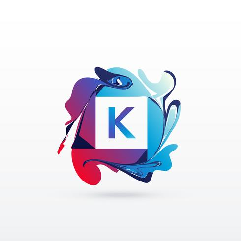 Abstract letter k logo design template download free vector art abstract letter k logo design template spiritdancerdesigns Choice Image