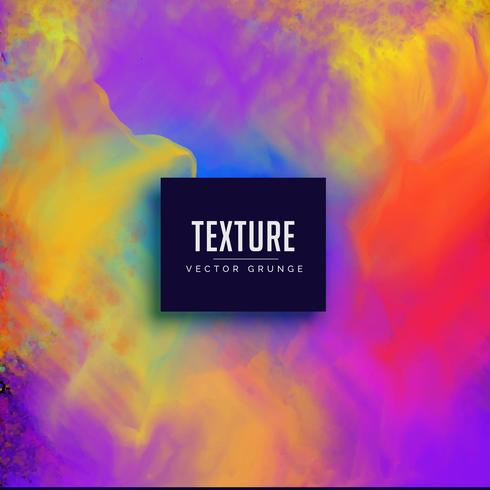 watercolor vibrant texture vector background