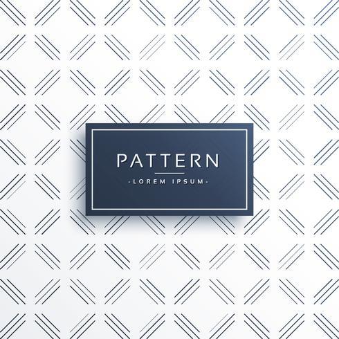 vetor de padrão elegante linhas geométricas