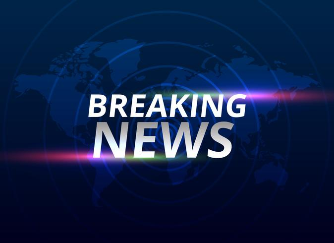 Breaking news banner background with world map descargue grficos breaking news banner background with world map gumiabroncs Gallery