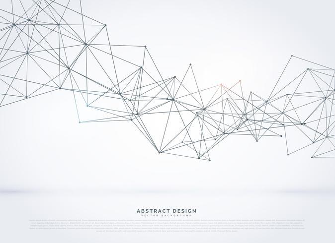 digital wareframe wire mesh vector background