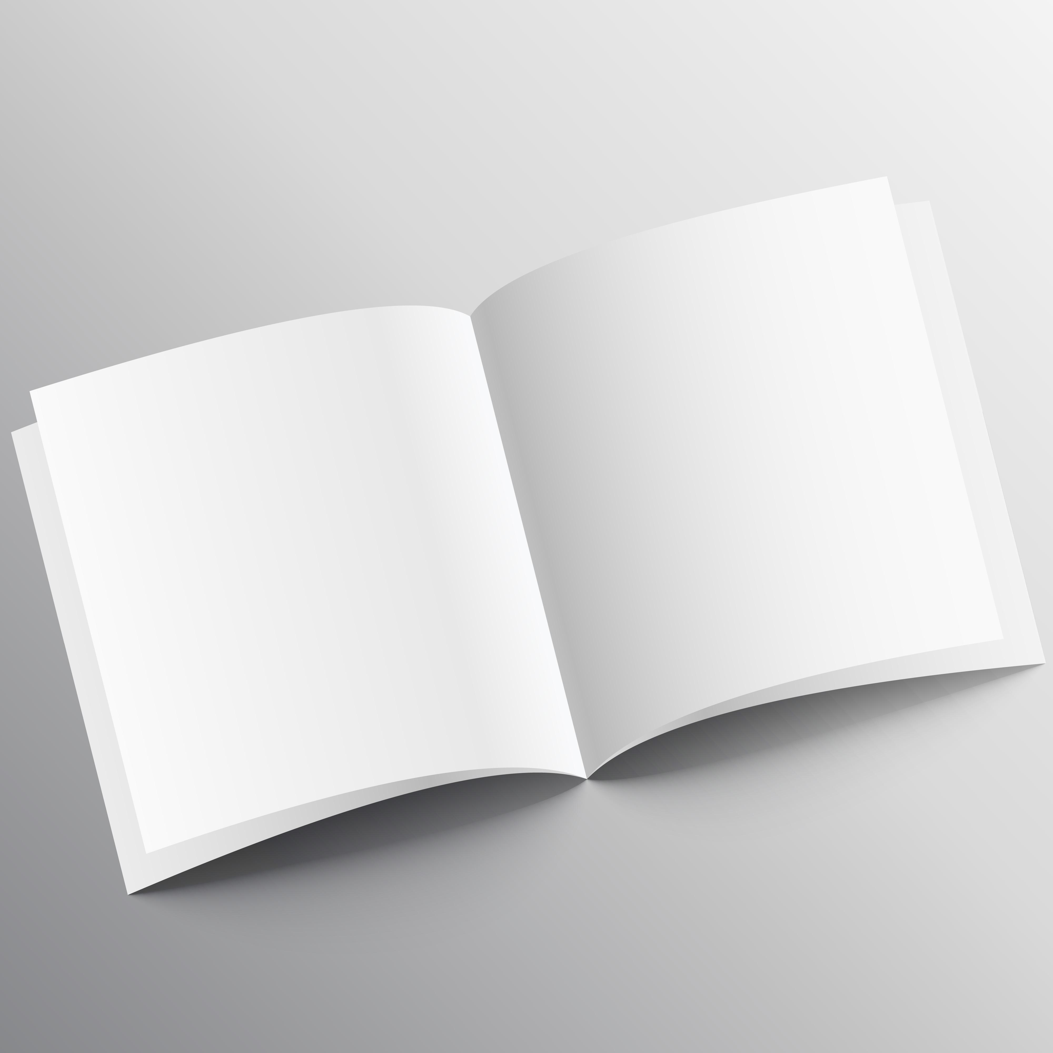 Open Magazine Free Vector Art 3101 Free Downloads