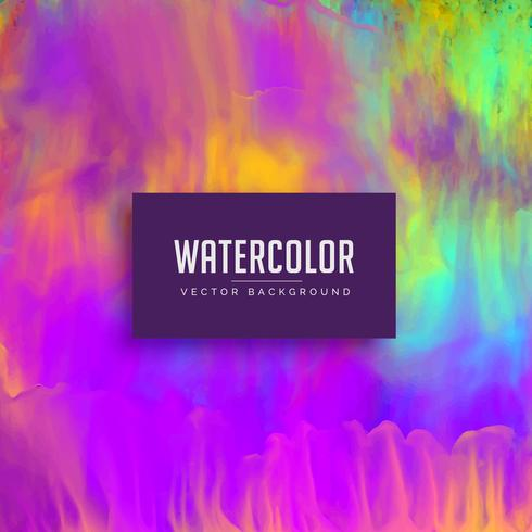 awesome watercolor texture background with flowing paint