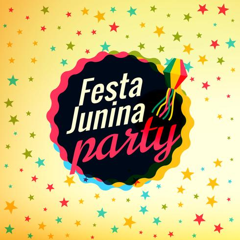 festa junina party festival hintergrund