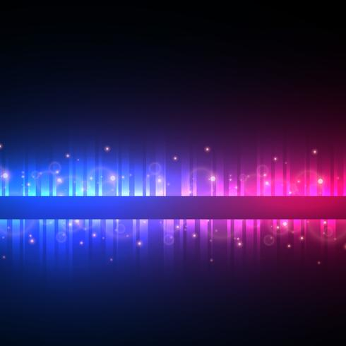 colorful music background with glitter and sparkles