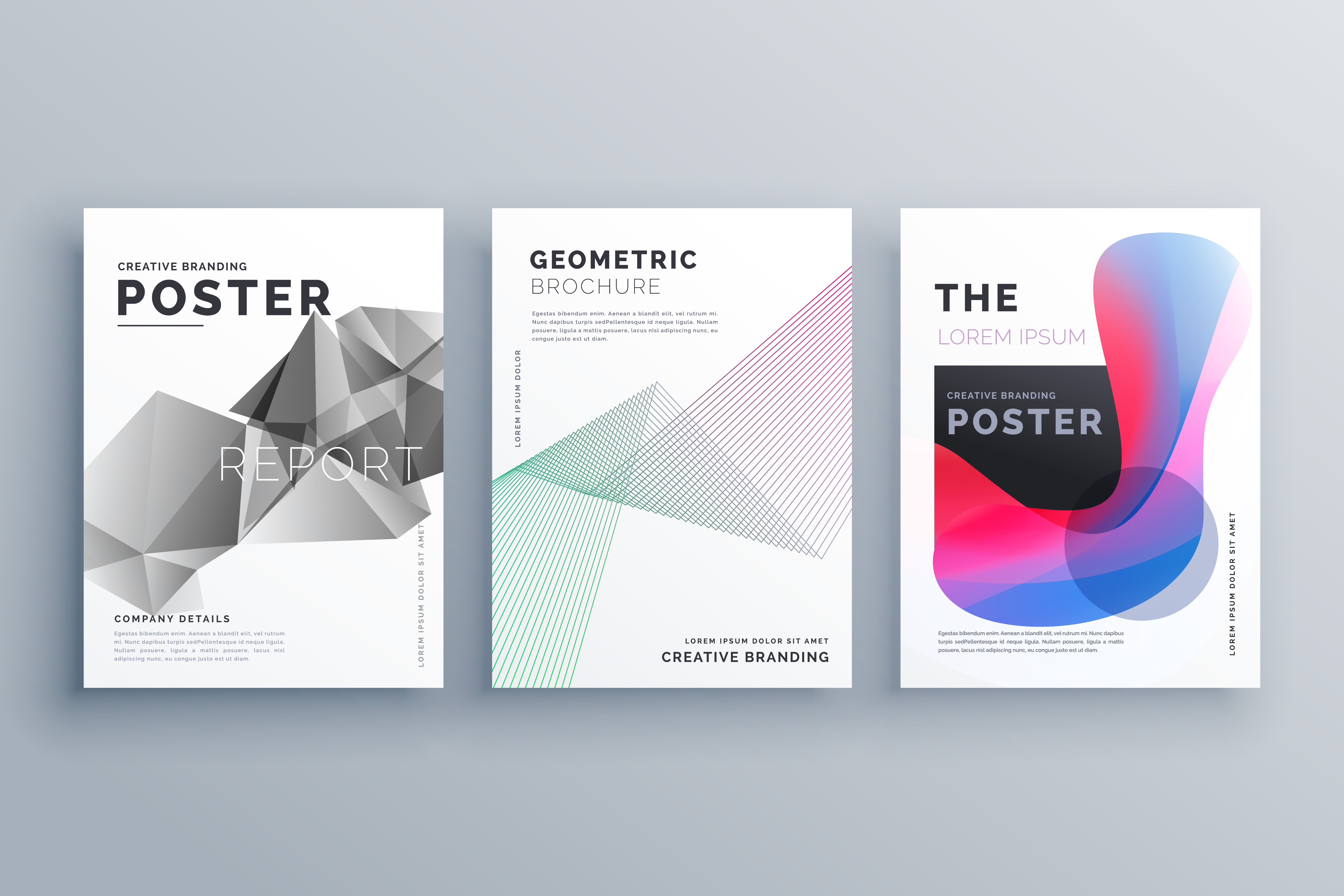 Abstract minimal brochure design template size a4 in lines for Design minimal