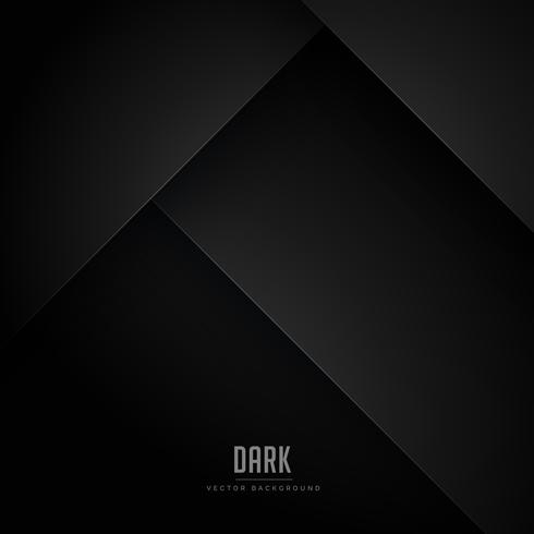 black minimal background with abstract shapes