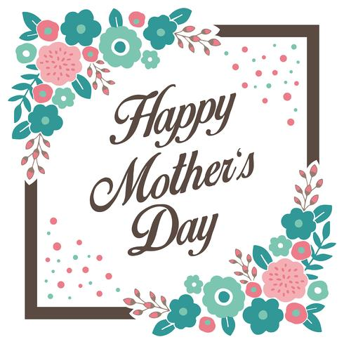 Happy mothers day card download free vector art stock graphics happy mothers day card m4hsunfo