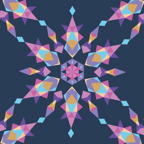Modèle délicat de Kaléidoscope