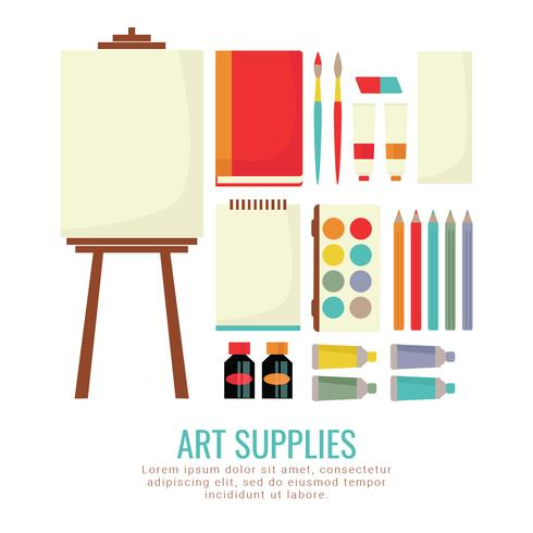 Vector Art Supplies