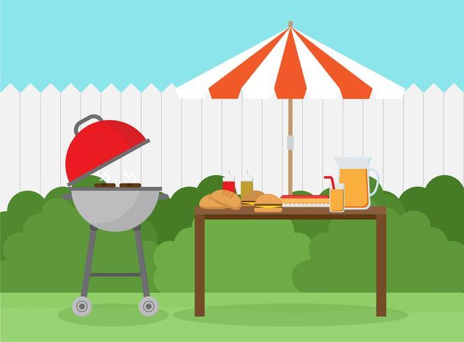 Backyard Barbecue