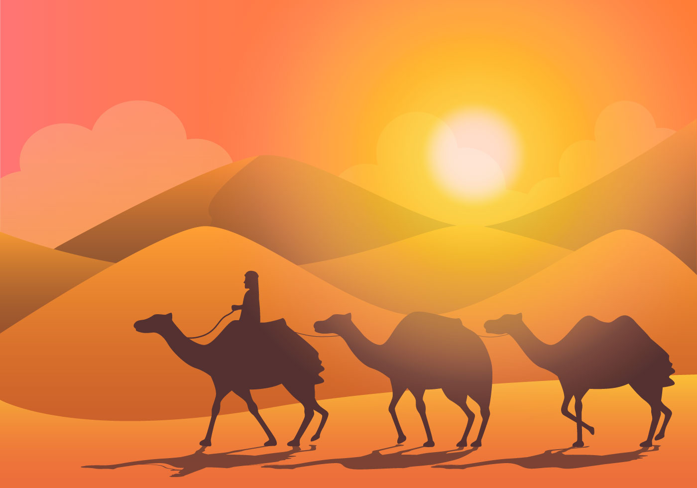 Nomad Illustration