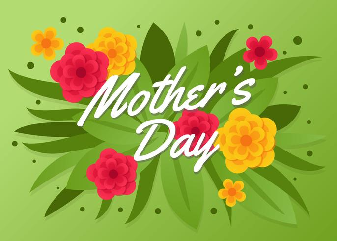 Happy Mother's Day Banner Design
