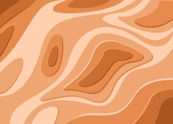 Abstracte topografie achtergrond