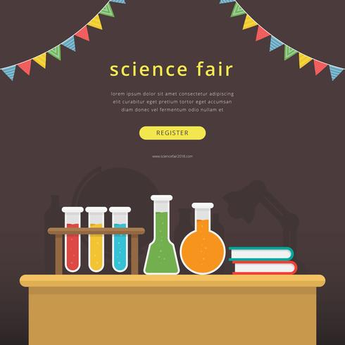 Science Fair and Innovation Expo Template