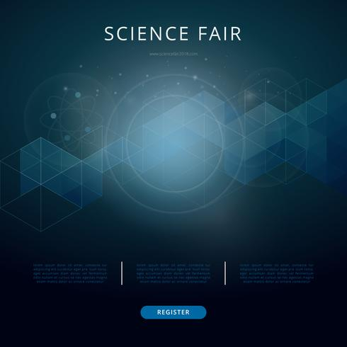 Science Fair och Innovation Expo Template