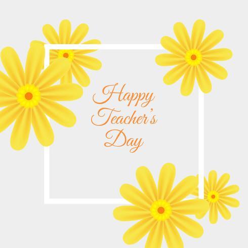 Journée des enseignants heureux