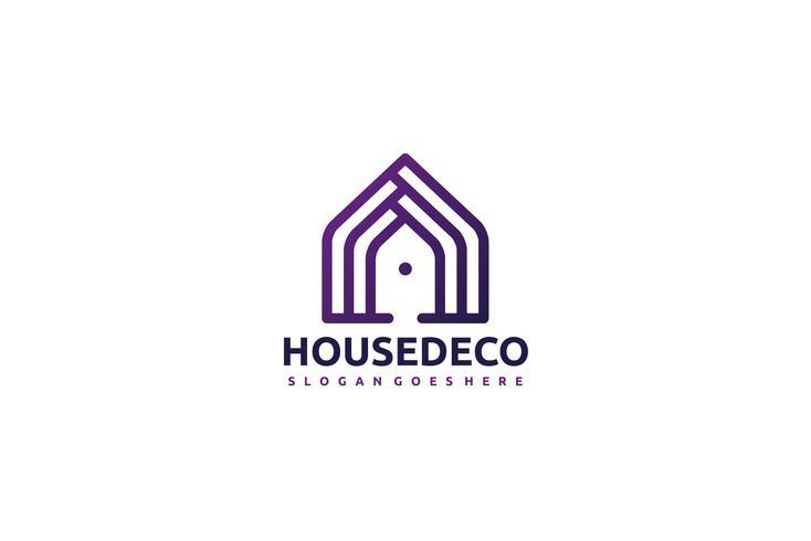 Haus Dekoration Logo