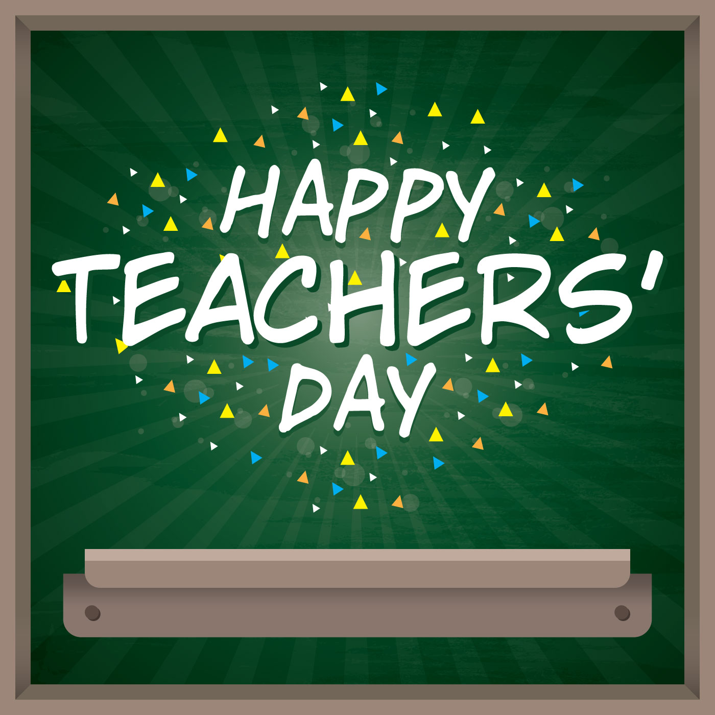 Happy Teachers Day - Download Free Vectors, Clipart ...
