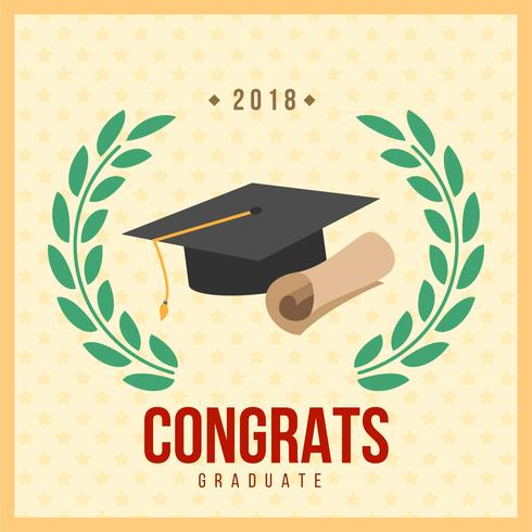 Tarjeta de Graduación