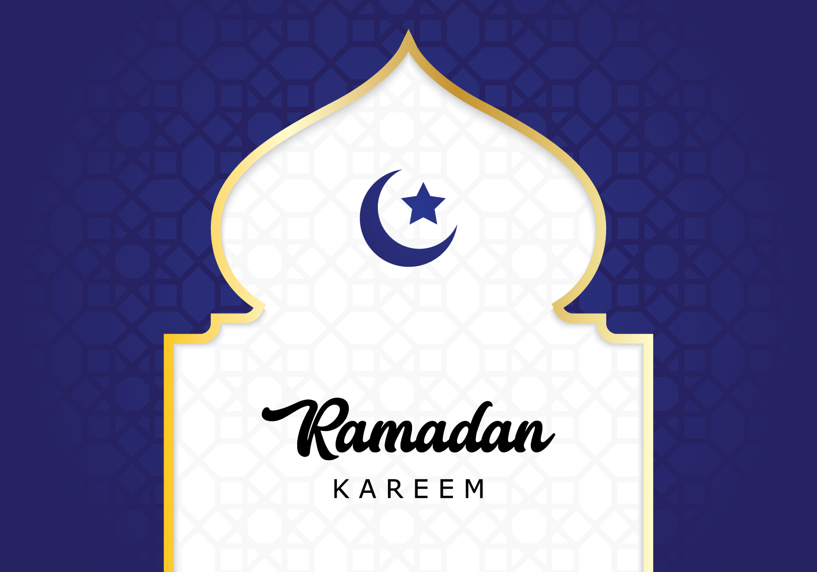 Ramadan Greeting Free Vector Art 9855 Free Downloads