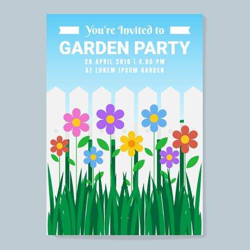 garden party invite baskanidaico