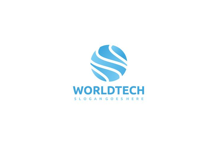 Logotipo da World Tech