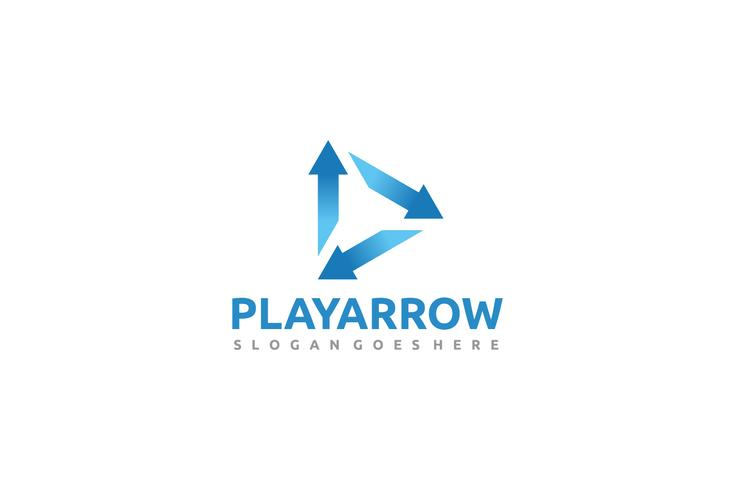 Play Arrows Logo
